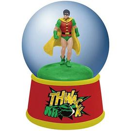 Batman - Robin Water Globe