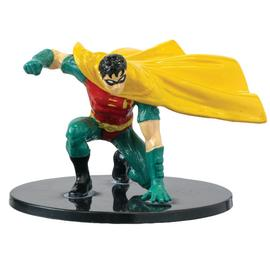 Batman - Robin DC Comics 4-Inch Mini-Statue
