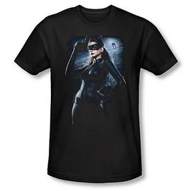 Batman - Dark Knight Rises Out on the Town Black T-Shirt