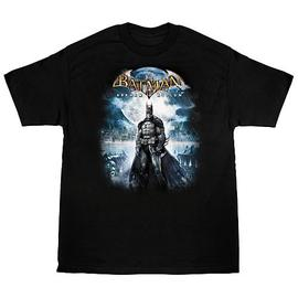 Batman - Arkham Asylum Game Cover T-Shirt