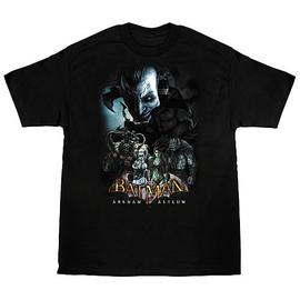 Batman - Arkham Asylum Five Against One T-Shirt