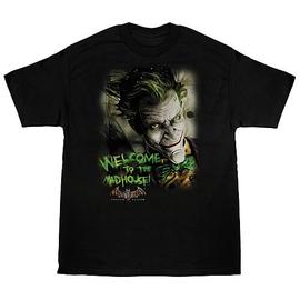 Batman - Arkham Asylum Welcome to the Madhouse T-Shirt