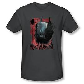 Batman - Dark Knight Rises Fear Me Black T-Shirt