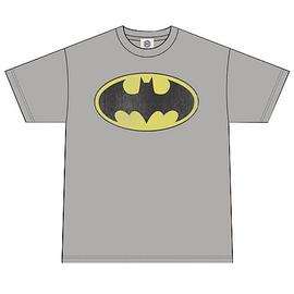 Batman - DC Originals Retro Distressed  Logo T-Shirt