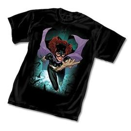 Batman - Batgirl Adam Hughes T-Shirt