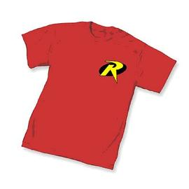 Batman - Robin Symbol T-Shirt