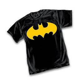 Batman - Gold Symbol T-Shirt