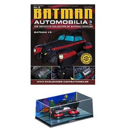 Batman - #5 Batmobile with Collector Magazine
