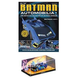 Batman - #311 Batmobile with Collector Magazine