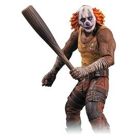 Batman - Arkham City Series 3 Clown Thug with Bat Figure