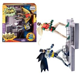 Batman - Classics 1966 TV Moments Action Figure 2-Pack