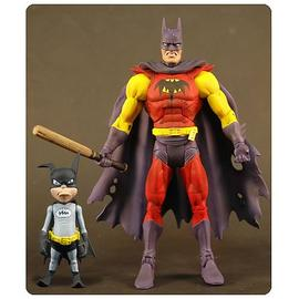Batman - Unlimited Planet X with Batmite Figures