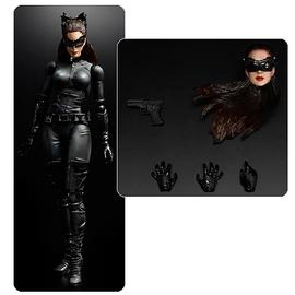 Batman - The Dark Knight Rises Catwoman Play Arts Kai Action Figure