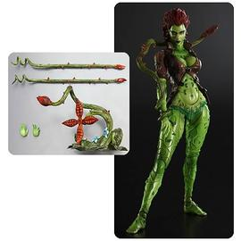 Batman - Arkham City Poison Ivy Play Arts Kai Action Figure