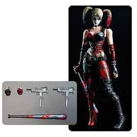 Batman - Arkham City Harley Quinn Play Arts Kai Action Figure