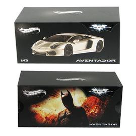 Batman - Dark Knight Rises Lamborghini Aventador Hot Wheels