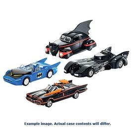 Batman - Hot Wheels 1:50 Vehicles Wave 3 Set