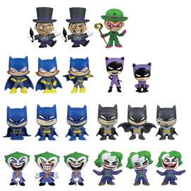 Batman - DC Comics Mystery Minis Vinyl Mini-Figure 4-Pack