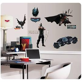 Batman - Dark Knight Rises Peel and Stick Wall Decals