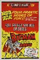 Batman and Robin - 43 x 62 Movie Poster - Bus Shelter Style B