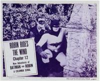 Batman and Robin - 11 x 14 Movie Poster - Style B