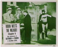 Batman and Robin - 11 x 14 Movie Poster - Style E