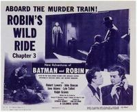 Batman and Robin - 11 x 14 Movie Poster - Style F