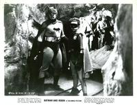 Batman and Robin - 8 x 10 B&W Photo #1