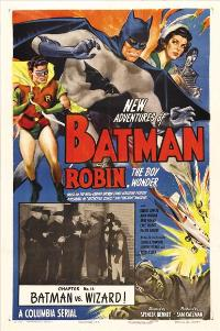 Batman and Robin - 43 x 62 Movie Poster - Bus Shelter Style D