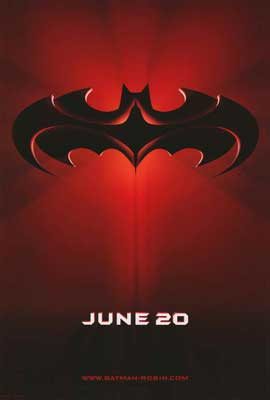 Batman and Robin - 27 x 40 Movie Poster - Style D