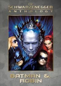Batman and Robin - 27 x 40 Movie Poster - Style E