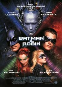 Batman and Robin - 27 x 40 Movie Poster - Spanish Style A