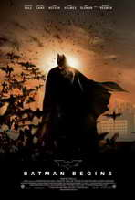 Batman Begins - 27 x 40 Movie Poster - UK Style A