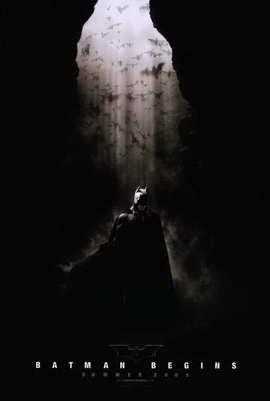 Batman Begins - 11 x 17 Movie Poster - Style B