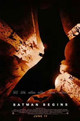 Batman Begins - 11 x 17 Movie Poster - Style C