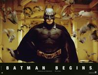 Batman Begins - 11 x 14 Poster French Style H