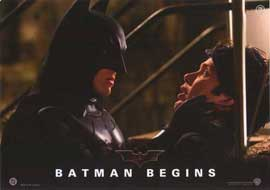 Batman Begins - 11 x 14 Poster German Style B