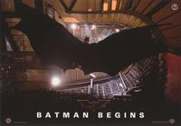 Batman Begins - 11 x 14 Poster German Style C