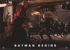 Batman Begins - 11 x 14 Poster German Style G