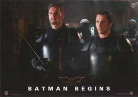 Batman Begins - 11 x 14 Poster German Style H