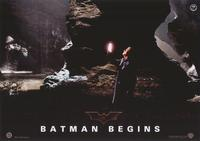 Batman Begins - 11 x 14 Poster German Style I