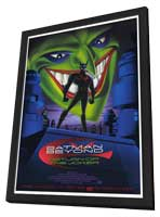 Batman Beyond:  Return of the Joker - 27 x 40 Movie Poster - Style A - in Deluxe Wood Frame