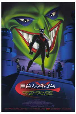 Batman Beyond:  Return of the Joker - 27 x 40 Movie Poster - Style A
