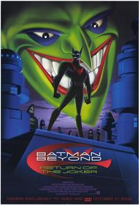 Batman Beyond:  Return of the Joker - 43 x 62 Movie Poster - Bus Shelter Style A