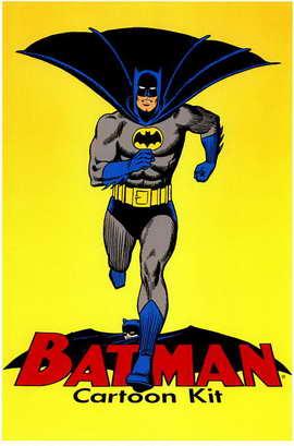 Batman DC Comics - 11 x 17 Movie Poster - Style A