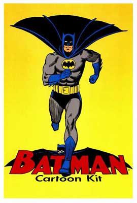 Batman DC Comics - 27 x 40 Movie Poster - Style A
