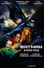 Batman Forever - 11 x 17 Movie Poster - Style A
