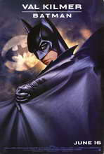 Batman Forever - 27 x 40 Movie Poster - Style B