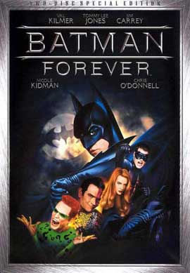 Batman Forever - 27 x 40 Movie Poster - Style I