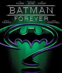 Batman Forever - 11 x 17 Movie Poster - Style I